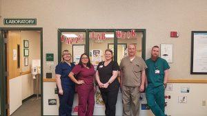 Valor Health Lab Professionals