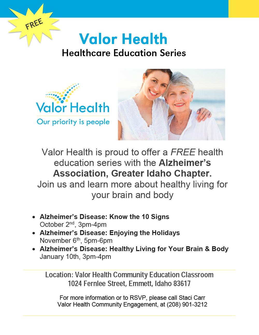 Alzheimer's Disease Class