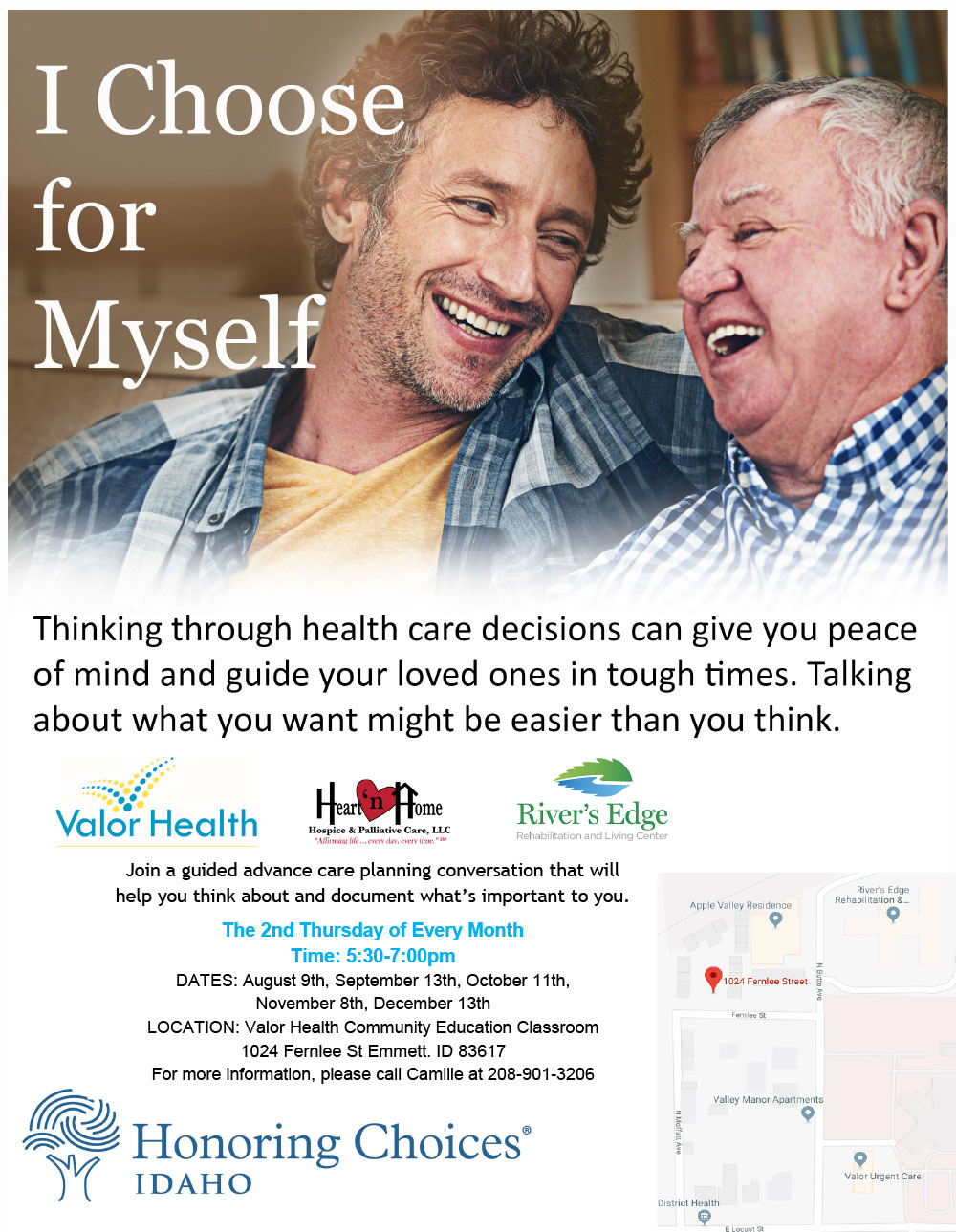 Advance Care Planning Poster