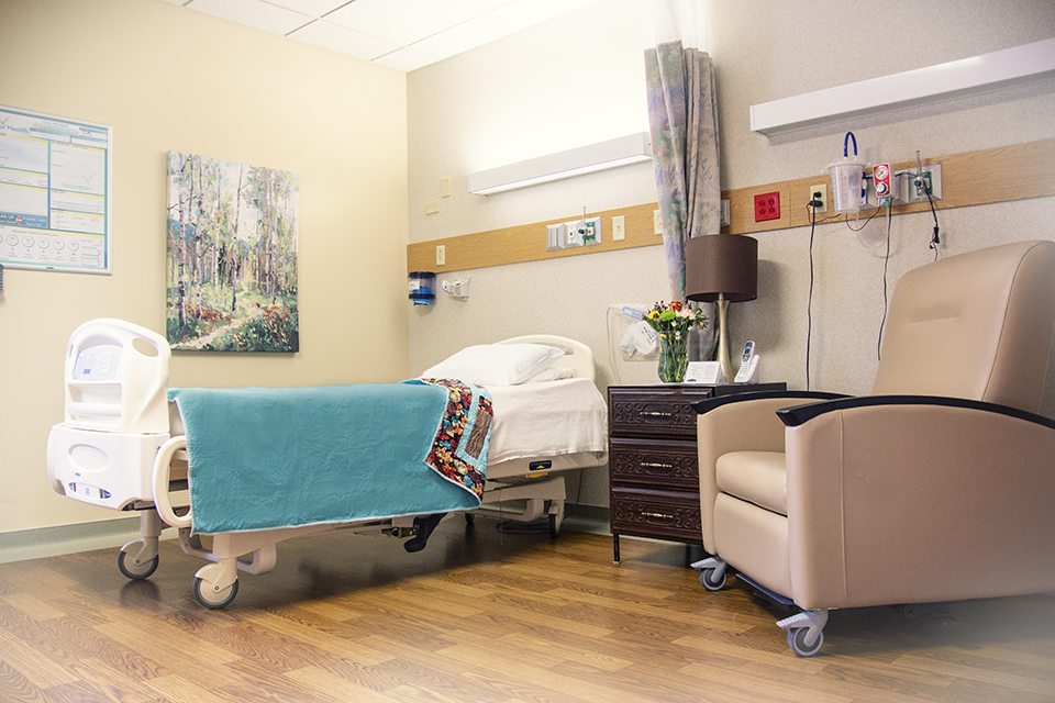 Transitional Care Room